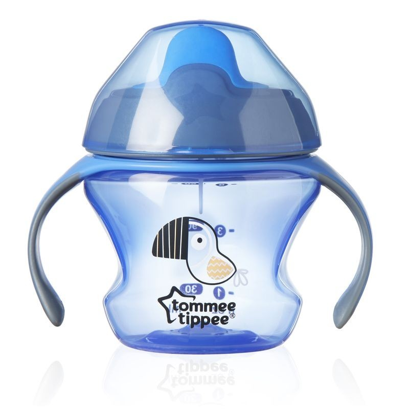 babashop.hu - Tommee Tippee EXPLORA First Sippie Cup 150ml 4+ (első csésze)