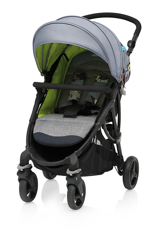 babashop.hu - Baby Design Smart sport babakocsi - 07 Light Gray 2019