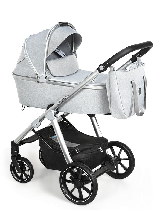 babashop.hu - Baby Design Bueno multifunkciós babakocsi - 27 Light Gray 2020