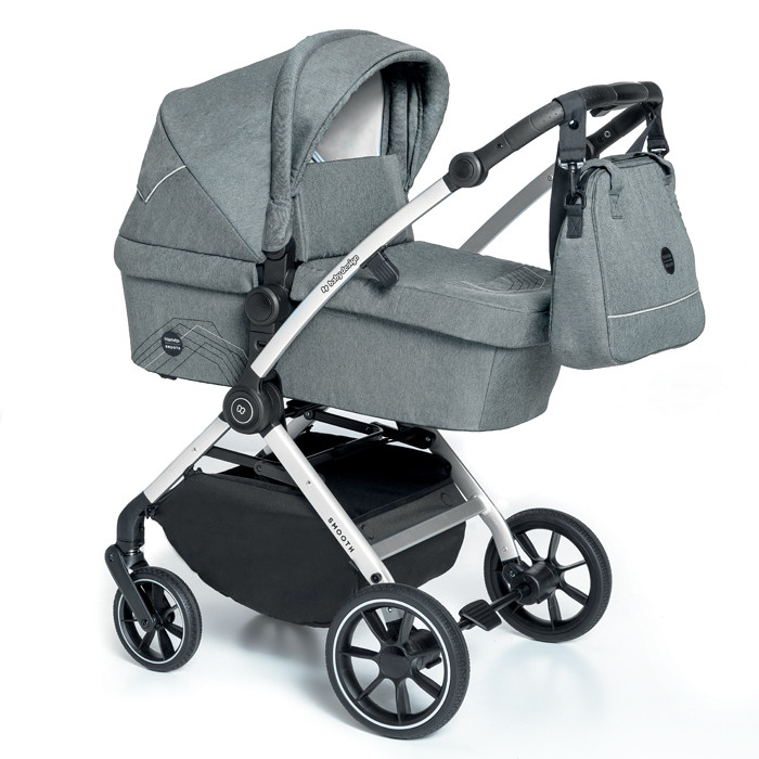 babashop.hu - Baby Design Smooth multifunkciós babakocsi - 07 Gray 2020