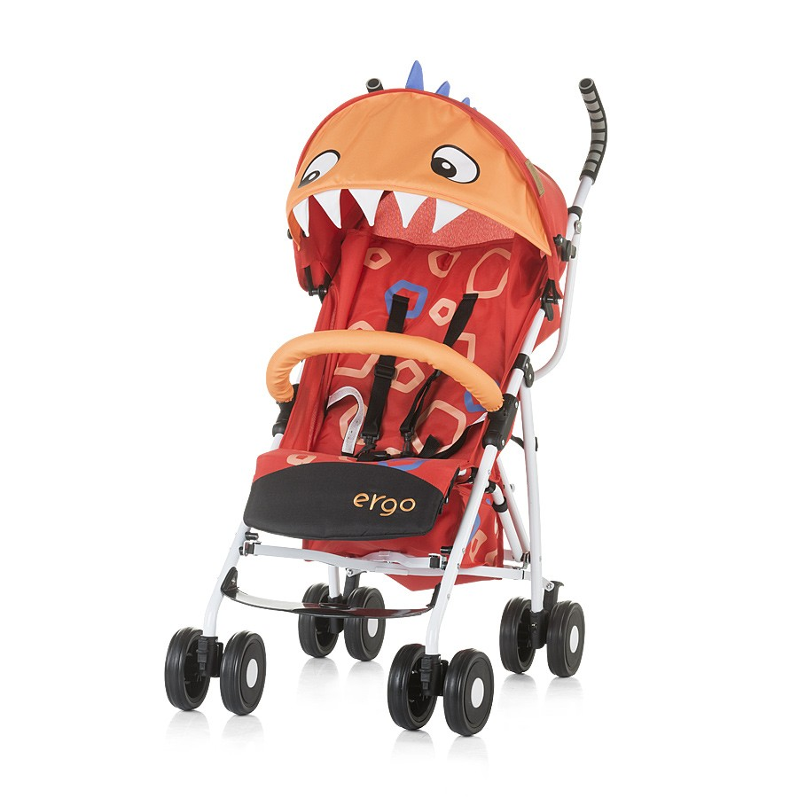 babashop.hu - Chipolino Ergo sport babakocsi - Red Baby Dragon 2019