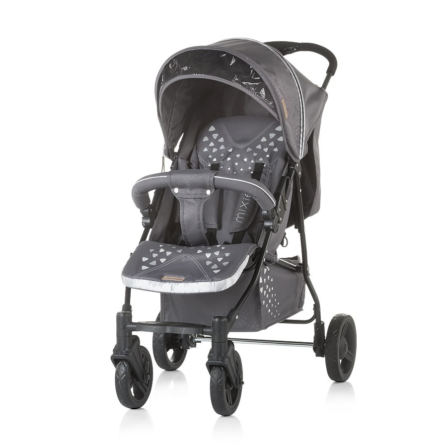 babashop.hu - Chipolino Mixie sport babakocsi - Granite Grey 2019
