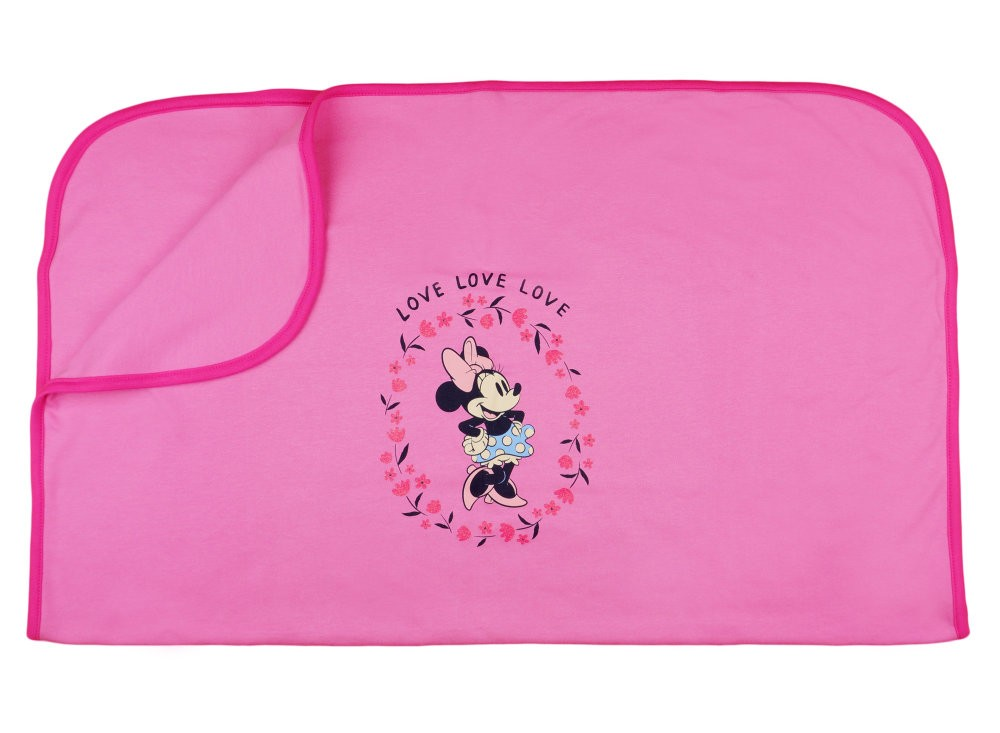 babashop.hu - Disney Minnie Love babatakaró 70x91