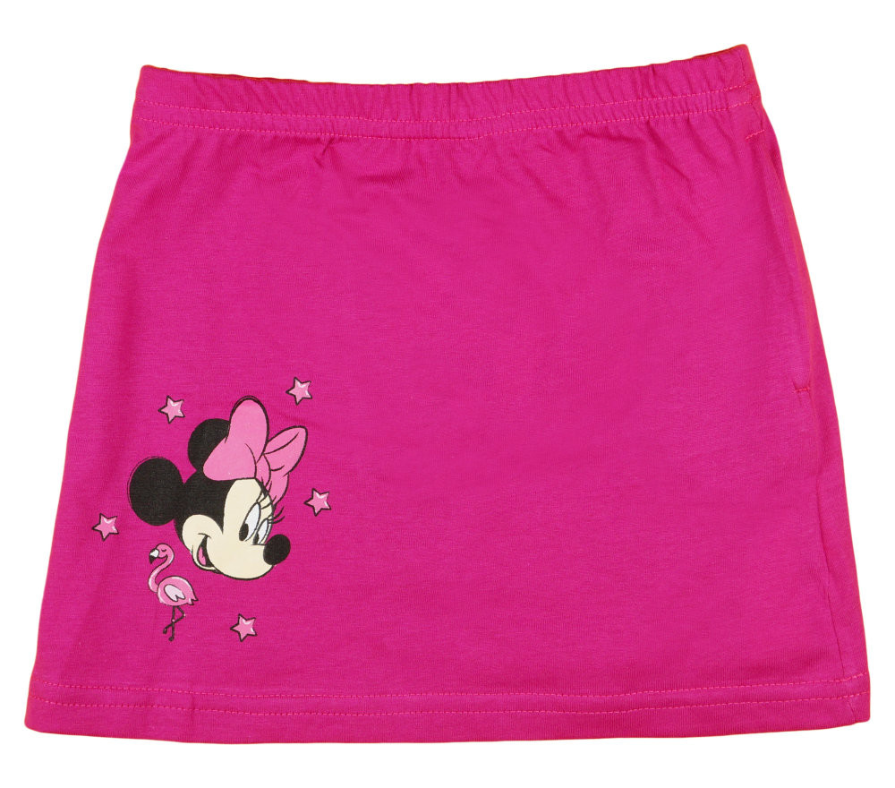 babashop.hu - Disney Minnie flamingós pink miniszoknya
