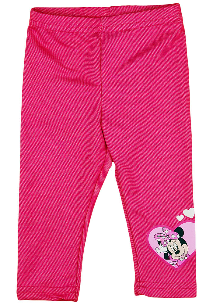 babashop.hu - Disney Minnie farmer hatású lányka leggings